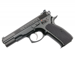 CZ-75 Shadow Tac II, Fixed Sights, 9mm - CZ Custom Shop