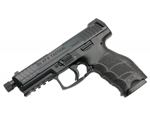 H&K VP9 Tactical LE 9mm Striker Fired, Tritium Night Sights, 3 Mags