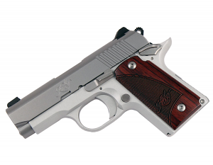 Kimber Micro 9 Rosewood Stainless - 9mm