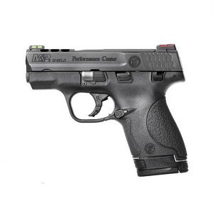 Smith & Wesson M&P Shield 9mm Ported - Performance Center