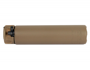 Surefire SOCOM762-MINI2 Suppressor - 7.62mm - FDE