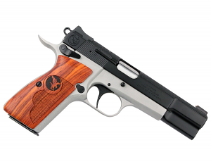 Nighthawk Browning Hi-Power 9mm - Two-Tone