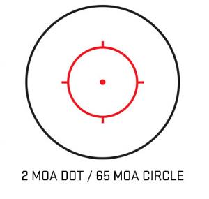 Red Dot/Circle Dot