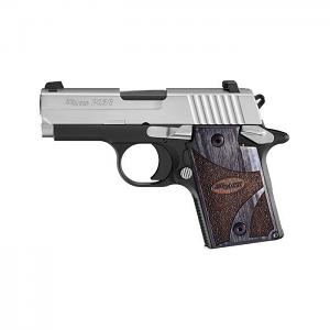 Sig Sauer P938 9mm Blackwood - IOP