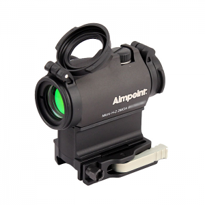 Aimpoint Micro H-2 - 2MOA - QD LRP mount