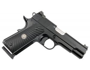 Wilson Combat CQB Commander, 9mm, G10 Grips, Black