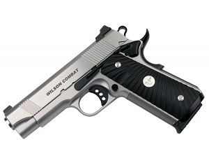 Wilson Combat Professional, 9mm, G10 Grips, Ambi, Stainless