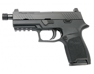Sig Sauer P320 Compact 9mm - Threaded BBL - IOP