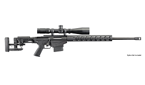 Ruger Precision Rifle, 20