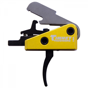 Timney Triggers Solid AR15 Competition Trigger - Small Pin - 3LB