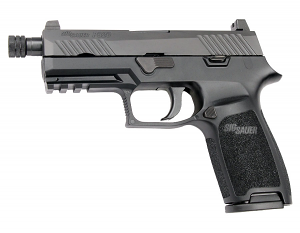 Sig Sauer P320 Carry 9mm - Threaded BBL - IOP