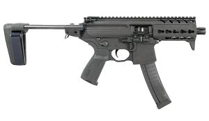 Sig Sauer MPX PDW Pistol W/Stabilizing Brace, Keymod, 9mm