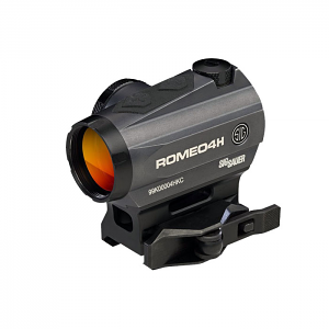 Sig Sauer Romeo4H 1X20mm Red Dot/Ballistic Circle Dot - 2 MOA