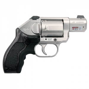 Kimber K6S Stainless Revolver .357 Magnum - Crimson Trace Laser Grips