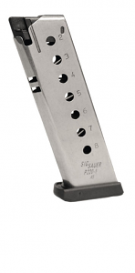 Sig Sauer P220 .45 ACP 8rd magazine - Stainless