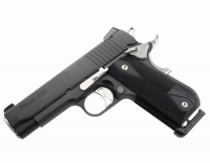 Sig Sauer 1911 Fastback Carry, Nightmare, .357SIG, Night Sights
