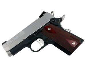 Sig Sauer 1911 Ultra Compact, Two-Tone, .45ACP, Night Sights