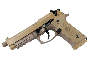 Beretta M9A3, Night Sights, 9mm