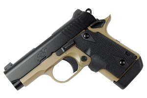 Kimber Micro 9 Desert Night (LG) - 9mm