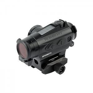 Sig Sauer Romeo4T 1X20mm Solar Red Dot/Ballistic Circle Dot - 2 MOA