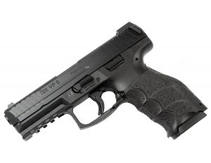 H&K VP9 LE 9mm Striker Fired, Tritium Night Sights, 3 Mags