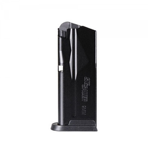 Sig Sauer P365 9mm Magazine with Flat Floor Plate