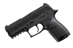 Sig Sauer P320 Compact - Manual Safety