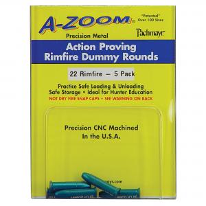 A-Zoom Snap Caps 6/PK - .22 Rimfire