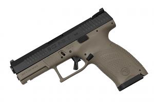 CZ 91521 P-10 C FDE 9mm