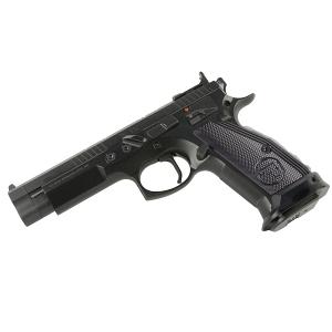 CZ 75 TS Czechmate, Fixed Sights, 9mm, SAO