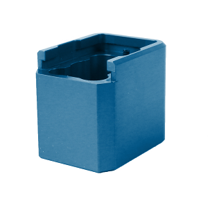 Spring Precision Sig MPX PLUS 10 Base Pad - Blue