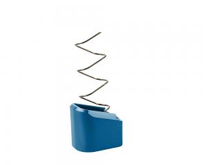 Spring Precision Sig P320 140mm 9/40 EZ Base Pad w/Extra Power Spring - Blue
