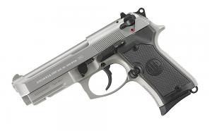 Beretta M9A1 92FS Compact Inox Fixed Sights, 9mm