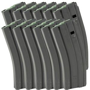 Okay Industries 30RD AR-15 Magazine GI MILSPEC 12 Pack