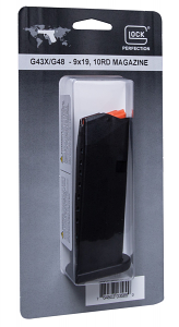 Glock 43X/48 9mm 10RD Magazine