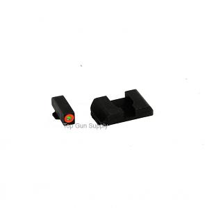 Ameriglo Tritium Night Sight Set - HACK - For Glock 42/43/43X