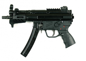 9KT PTR-603, 9mm