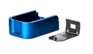 Mec-Gar Adapter - PLUS 2 - Aluminum, Blue