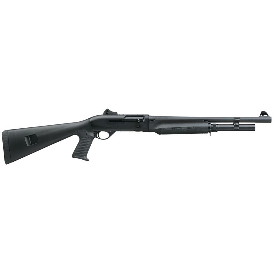 Benelli M2 Tactical Shotgun W/Pistol Grip, 18.5
