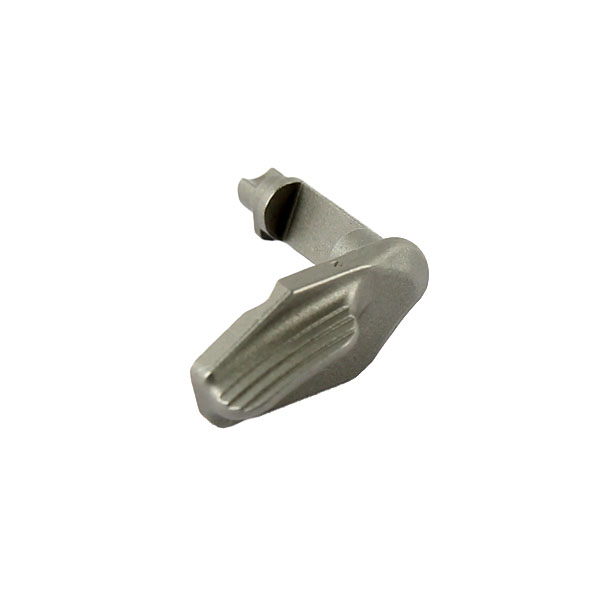 Sig Sauer Ambi Thumb Safety - Left - P238/P938 - Silver