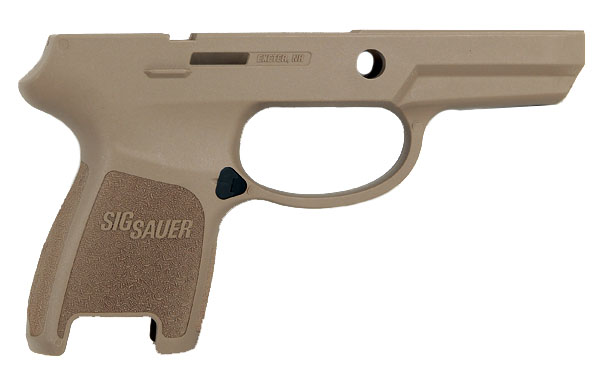 Sig Sauer P250/320 Grip Module Assembly, .45ACP Sub-Compact Small - Small Grip - FDE