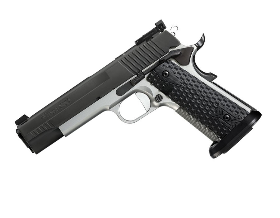 Sig Sauer 1911 MAX, Nitron, .45ACP, Adjustable Sights