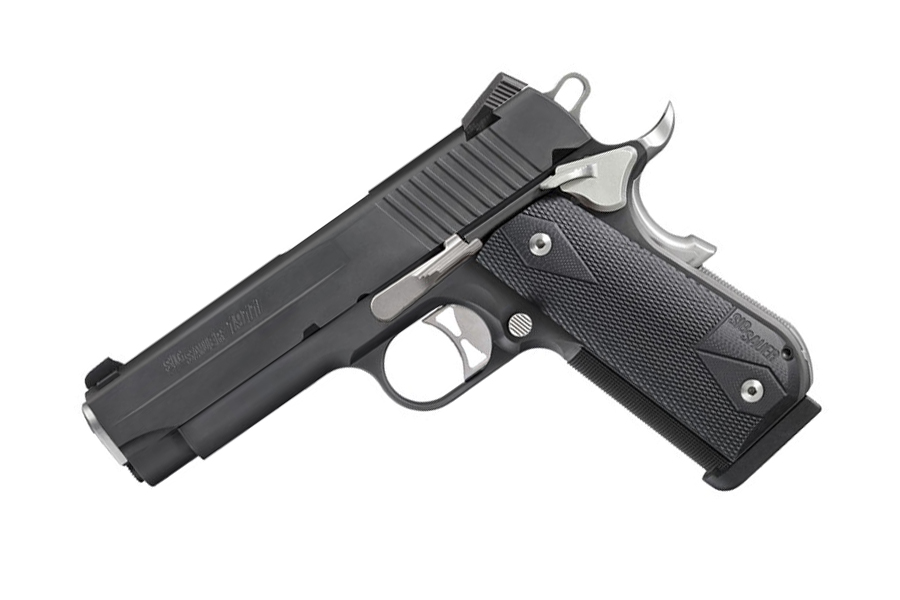 Sig Sauer 1911 Fastback Carry, Nightmare, .45ACP, Night Sights
