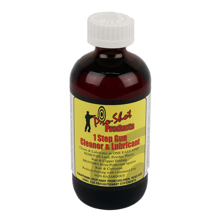 Pro-Shot 1 Step Cleaner/Lube 8oz