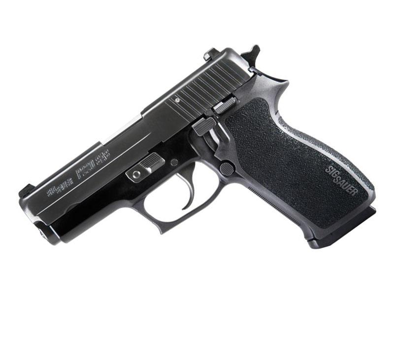 Sig Sauer P220 Carry SAS Gen. 2, Nitron, SigLite Night Sights, DA/SA, SRT