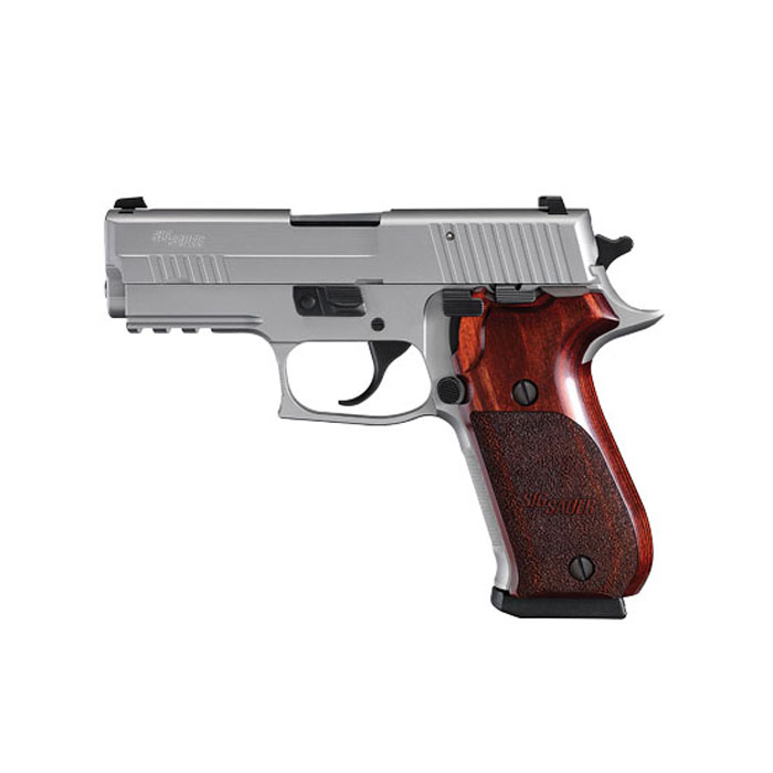 Sig Sauer P220R Carry .45 DA/SA, Stainless Elite - IOP