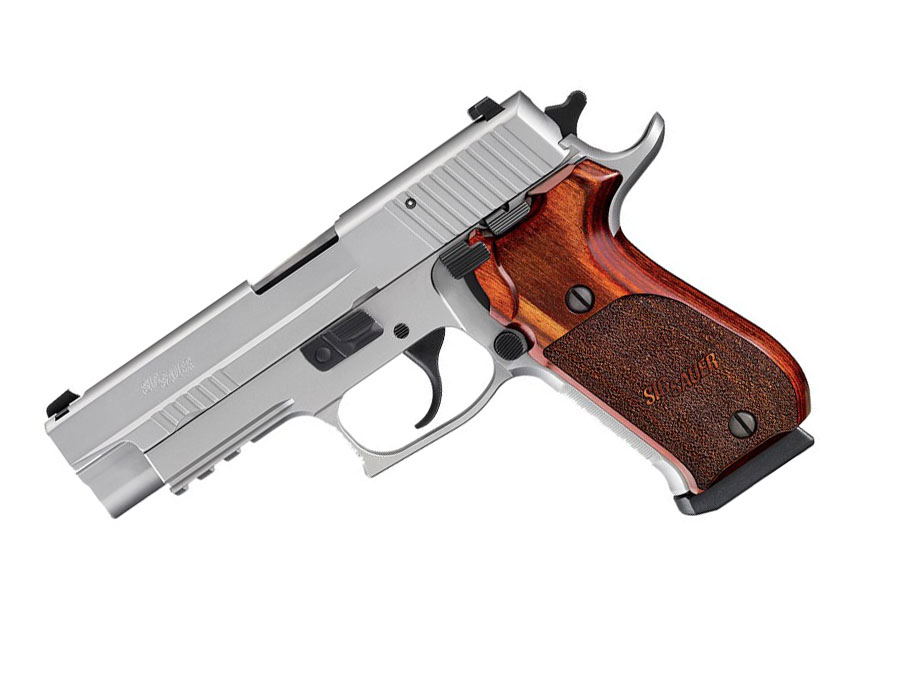Sig Sauer P220R ELITE .45ACP, SS, SigLite Night Sights, DA/SA, SRT