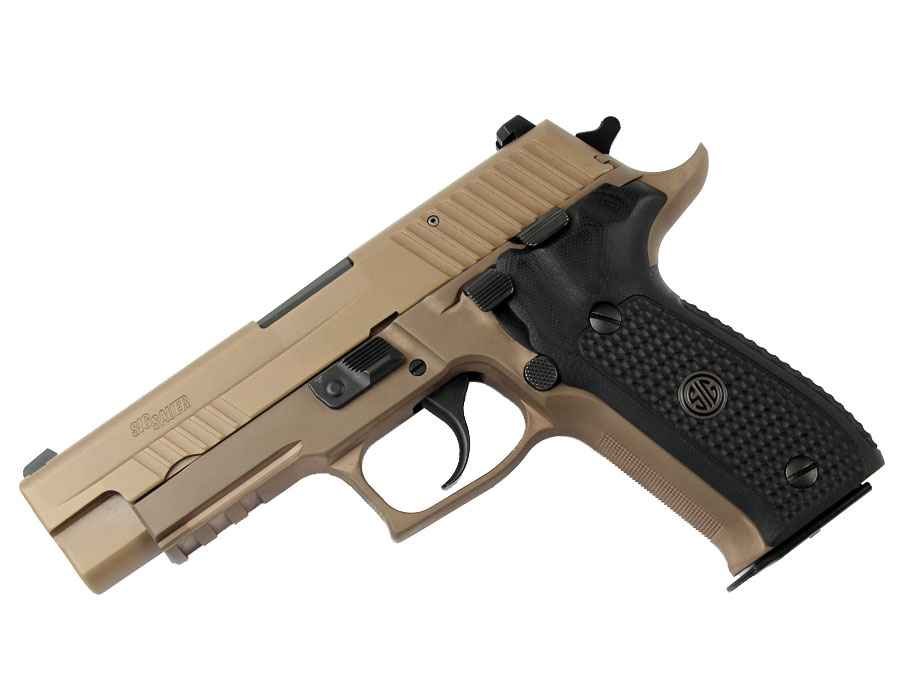 Sig Sauer P226 Emperor Scorpion, 9mm, Night Sights, DA/SA