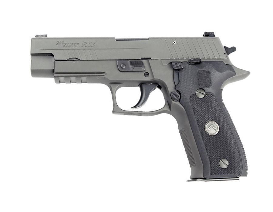 Sig Sauer P226R Legion 9mm, DA/SA - IOP