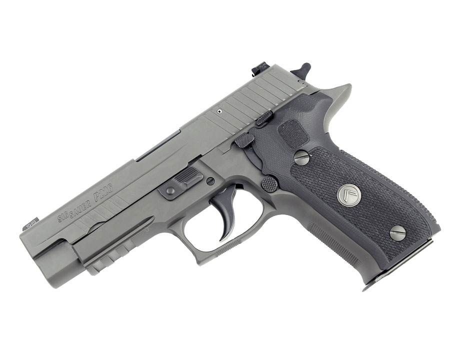 Sig Sauer P226 Legion, .40S&W, Night Sights, DA/SA